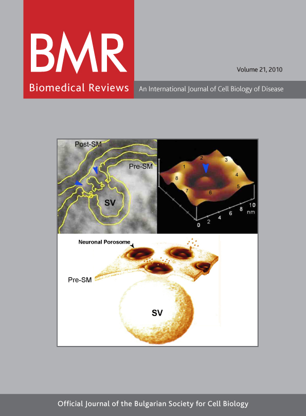 Biomedical Reviews Volume 21, 2010