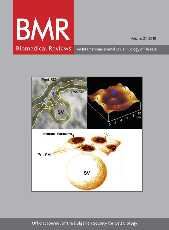 Biomedical Reviews Volume 21, 2010