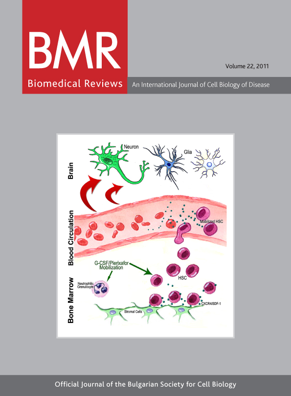 Biomedical Reviews Volume 22, 2011