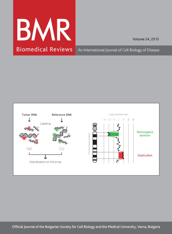 Biomedical Reviews Volume 24, 2013