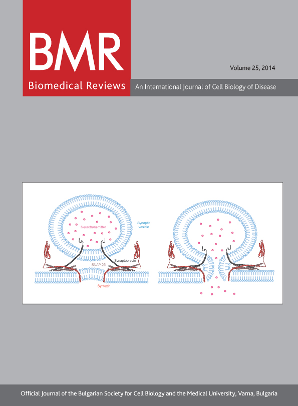 Biomedical Reviews Volume 25, 2014