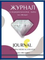 Журнал на Медицински колеж - Варна